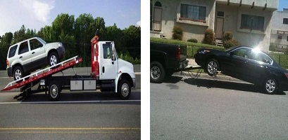 Wheel Lift and Flatbed Towing